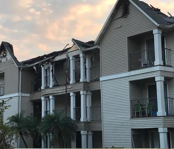 Fire Loss in Naples