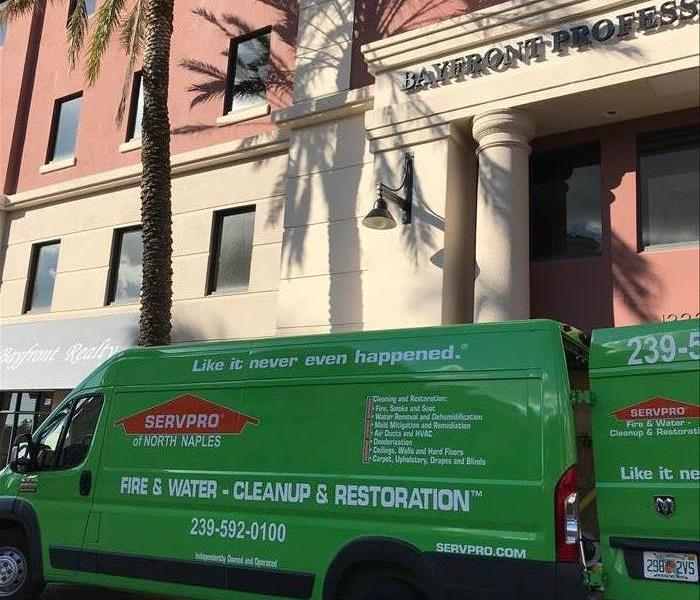 Another water loss in Naples