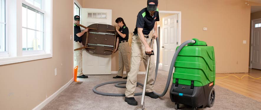 North Naples, FL residential restoration cleaning